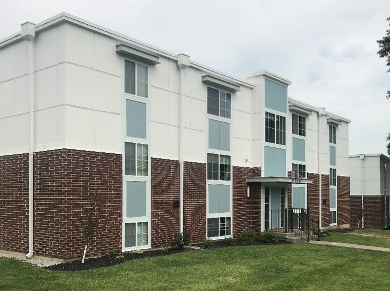 $11.8 Million Construction Project Nears Completion at Line Creek Apartments